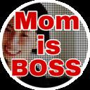 紅一点 ママは部長。
