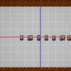 OpenAssetOrgのアセットで2Dゲームを作る(16) 敵のスポーン。重ならないように