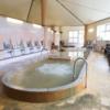 素朴で、泉質の良い温泉。 湊山温泉
