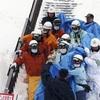 高校生7人と教員1人の死亡確認 栃木の雪崩事故