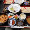 香港人と穴子を食べる