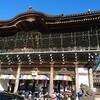 成田山新勝寺と香取神宮