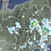 「佐久の季節便り」、「40.0ミリの雨」が、昨夜から早朝にかけて…。