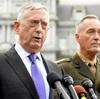 「北朝鮮の全滅望んでいないが」 米国防長官、強く牽制