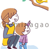 保育園の生活イラスト プリプリ 赤ちゃんと幼児