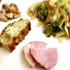 Fried lettuce & cucumber - 玉ねぎスープで野菜ソテー
