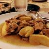 イタリアひとり旅(54)【後半:トスカーナ編】お料理留学5日目:ゴルゴンゾーラとキノコのリゾットのレシピ