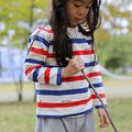 ありさんボーダートリコロール長袖Tシャツ キッズ オーガニックコットン使用 | Insect Collection(インセクトコレクション)
