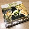 【ボードゲーム】「Caverna: Cave vs Cave(カヴェルナ:洞窟対決)」ファーストレビュー:掘る!とにかく掘りまくってガッポガッポなソロプレイ前夜。