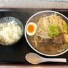 『津志田虎勝軒』② 限定麺「虎二郎」 岩手県盛岡市