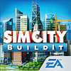 iPhoneのSIM CITY BUILD ITにはまっている(*・ω・*)
