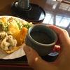 山梨県北杜市の「増富の湯」でかけ流しのラジウム温泉につかり、摘み草の天ざる蕎麦で昼酒