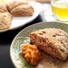 【雑穀料理】イギリスの伝統菓子を自宅で手軽に!ヴィーガンスコーンの作り方・レシピ【ヒエ粉】