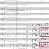 吹奏楽のための交響的小品 主題操作 楽曲の仕組み編1