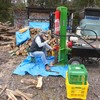 薪割り機の空き待ち