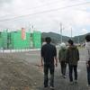 塩田プロジェクト「土台敷き」