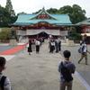 【聖地巡礼】魔法科高校の劣等生@東京都・日枝神社