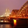 デュッセルドルフ空港9時間乗り継ぎ、電車でケルンまで!効率よく観光するには?