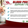Hypercet Natural Blood Pressure Formula | Best and Natural Blood ...