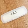 【CanDo!]】100円ショップでシンプルでかわいいメガネケース見つけた。