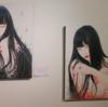 丁子紅子さんの展示会に行ってきました @銀座モダンアート