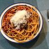 プッタネスカ・スパゲティにトライしてみた。
