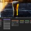 【Blender2.92】アニメーション・きらめくグラスビール作ってみた Part.1【覚書】