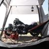 【キャンプツーリングが楽になる】DODのライダーズワンタッチテントとは?