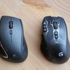 2,000万回のクリックに耐えるマウス「G700s Rechargeable Gaming Mouse」感想