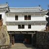 姫路城 冬の特別公開「ぬの門・リの二渡櫓」