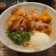 「金沢製麺処」冷し鶏天カレーうどん