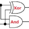 VBA 基本情報技術者試験に出てくる半加算器と全加算器をVBAコードで作って学習する