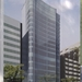 宮城野通のホテル兼オフィスビル「宮城野ビル(仮称)」、現在の建設状況(2019年9月)
