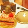 マパテで、シャンドワゾーのケーキ