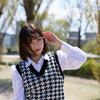 富山美少女図鑑 撮影会! ─ 環水公園 2021年4月10日 NARUHAさん その27 ─
