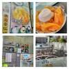 台南でじわじわと人気が出てきている「一品塘手工杏仁奶酪」でウハウハなマンゴーかき氷をいただく