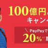 PayPay祭りに参加してきました!