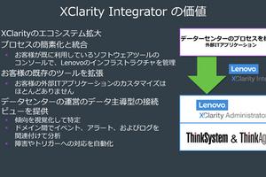 Lenovo ハードウェア管理ソフトウェアXClarityについて (その3)
