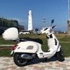 【バイク旅行】鹿島から房総半島を海岸沿いに南下 -2日目-