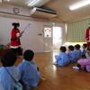 2学期終業式・お誕生日会・クリスマス会