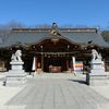 諏訪神社(立川市/柴崎町)への参拝と御朱印