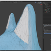 Blender | 編集モードとオブジェクトモードで色付けがズレる改善方法について