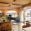 パステルカラーのおしゃれカフェ