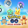 スペシャル・ウィークエンドPokémon GO公式パートナーで「参加券」を手に入れよう!