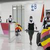 (海外反応) ワクチン接種を受けて日本入りした外国の五輪選手団1人がコロナ19人確定