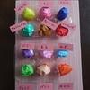 【0円工作】簡単アイスクリーム屋さん。折り紙を丸めて並べて!コミュ力向上、色や文字の勉強にも。