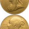 イギリス1897年ヴィクトリア ダイアモンドジュビリー金メダル