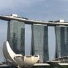 マリーナベイサンズの噴水ショーSPECTRA(スぺクトラ)はどこから見ても素敵!シンガポール最高!