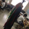 YMCAさんでのさをり織り体験でした!