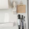 『文房具を冷蔵庫に貼る』を試したら便利すぎてやめられない